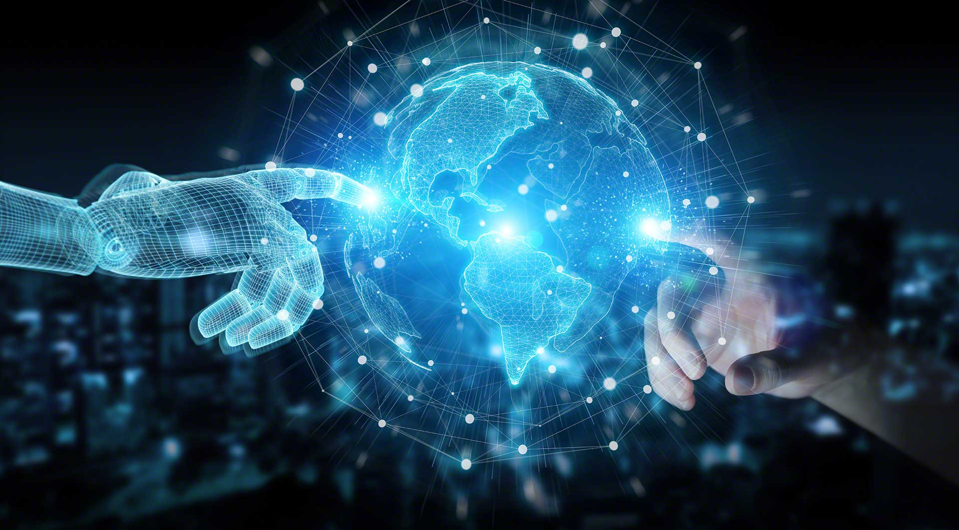 The combination of AI and the IoT will facilitate the implementation of digital twins in the warehouse
