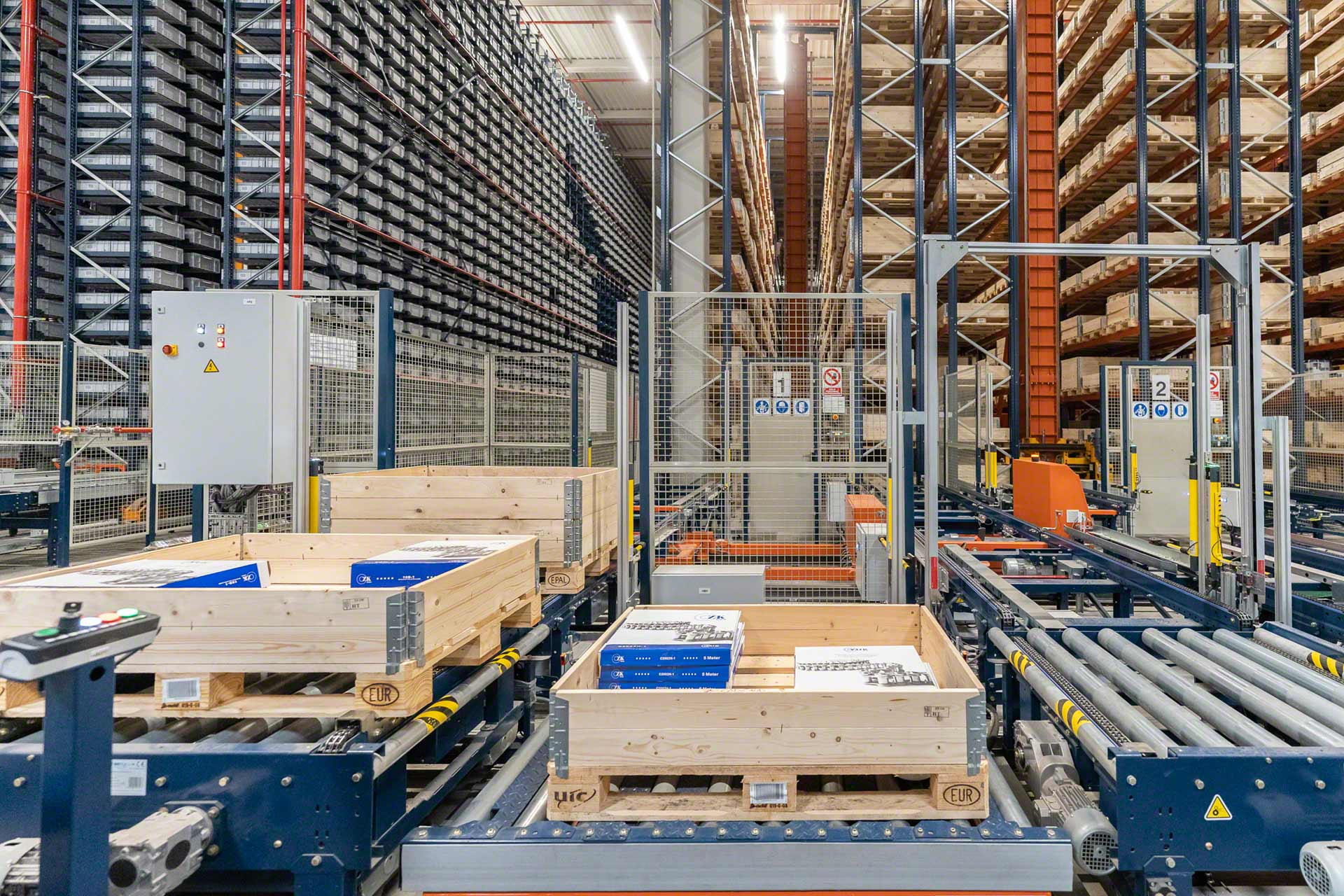 Automated storage and retrieval systems boost business efficiency