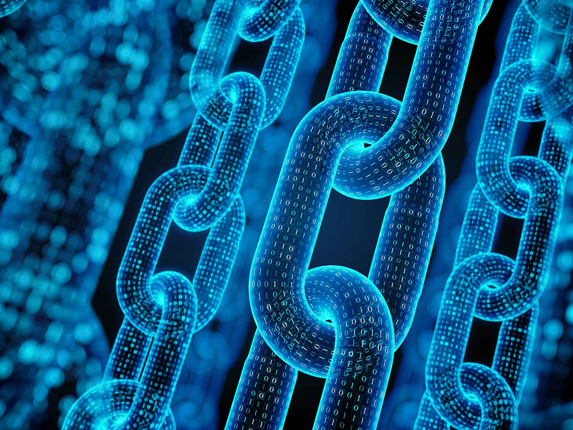 With the implementation of blockchain, the exchange of industrial information will be agile and secure