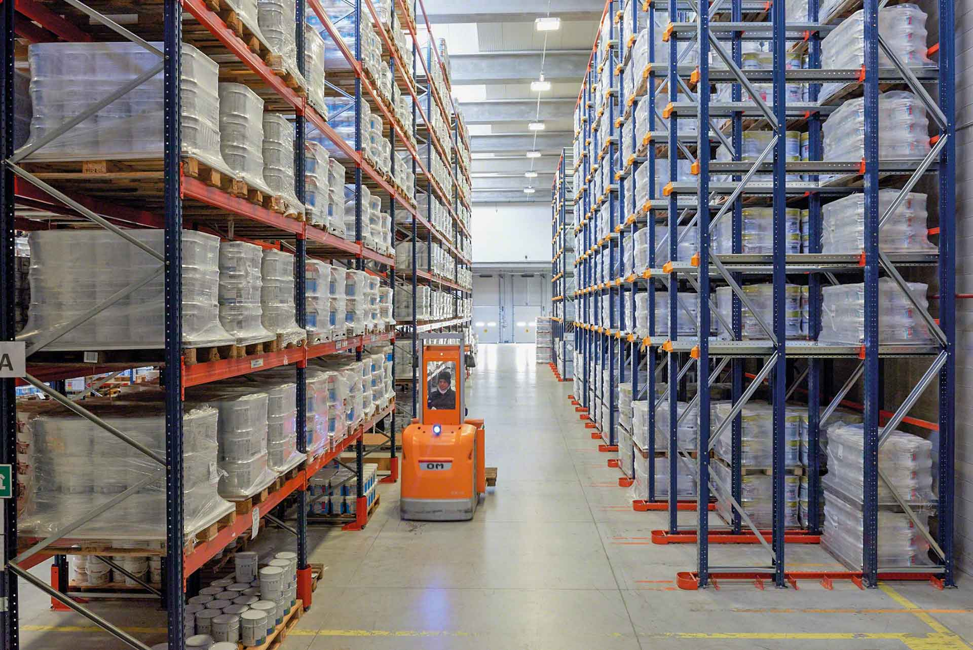 Chemical warehousing challenges and success stories