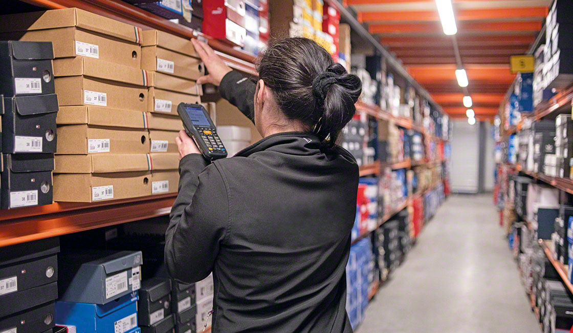 Inventory apps stand out for their usability when calculating SKUs stored