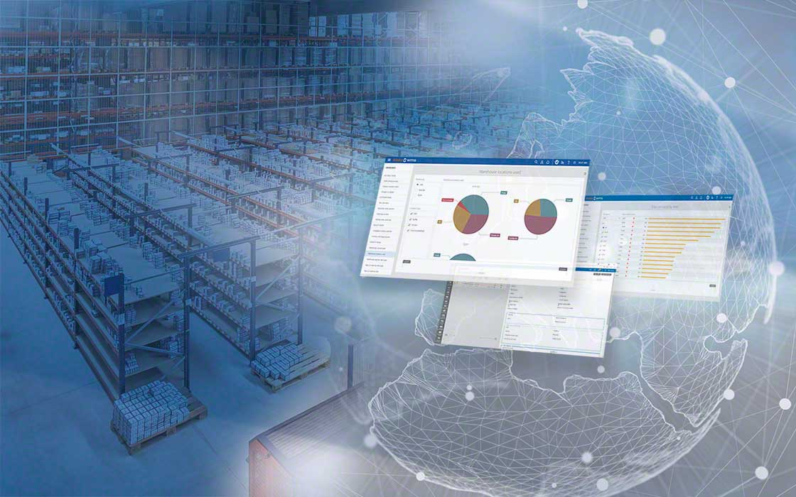 Easy WMS has several modules that increase supply chain throughput and help to minimize the number of pending orders