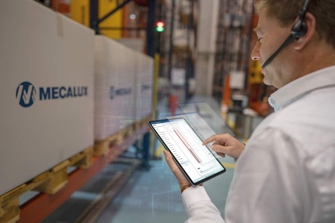 Implementing a WMS such as Easy WMS helps to ensure that the pull and push systems run without errors
