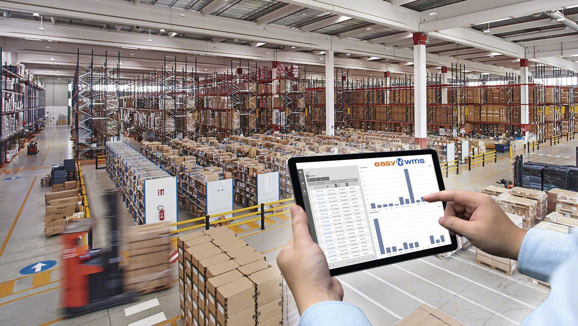 A supply chain diagnostic is a way to detect areas for improvement in the warehouse