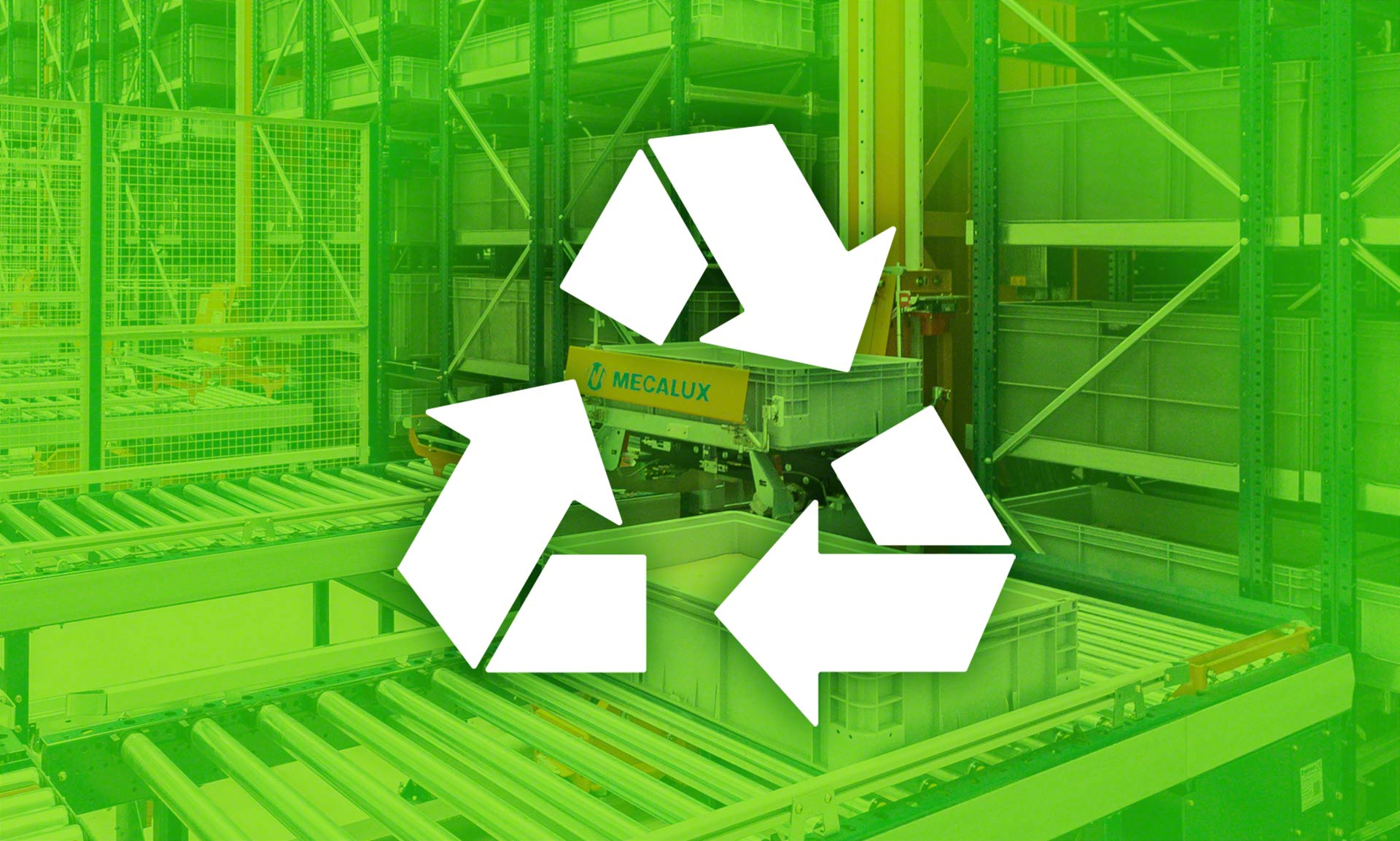 Sustainable logistics aims to reduce the environmental impact of the supply chain