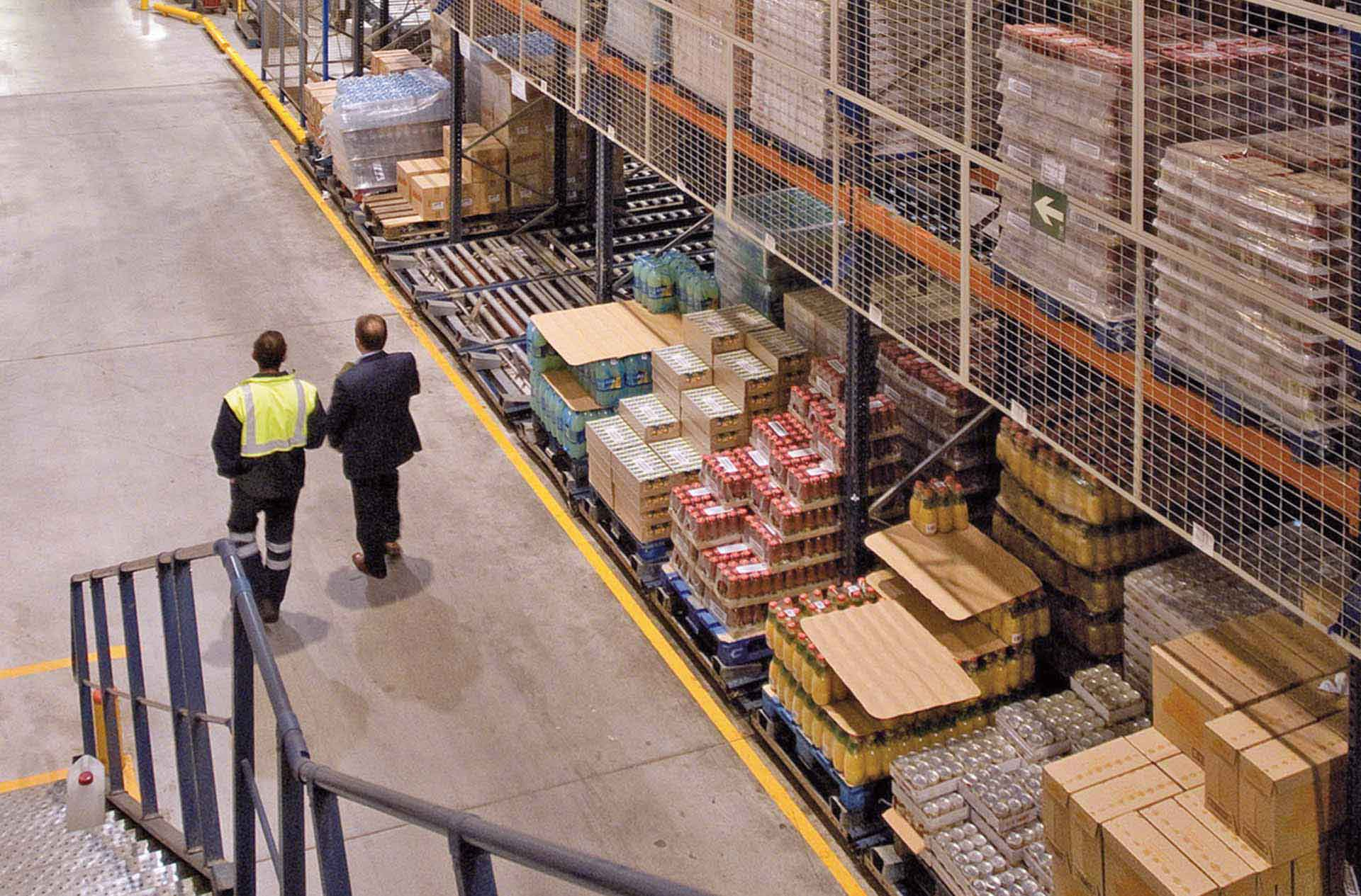Warehouse Technology And Advancements
