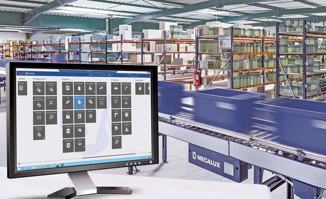 WMSs generate BOMs automatically, ensuring efficient goods flows between the warehouse and the production lines