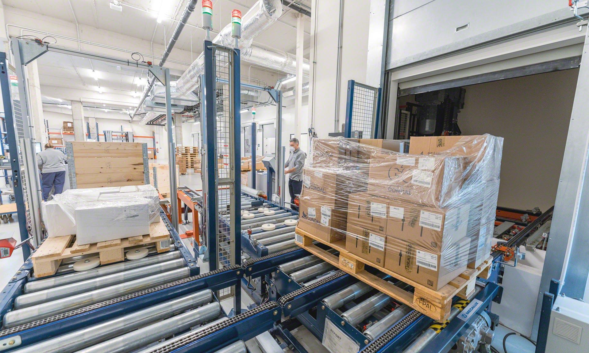 Natura Bissé: an automated warehouse for beautifying logistics