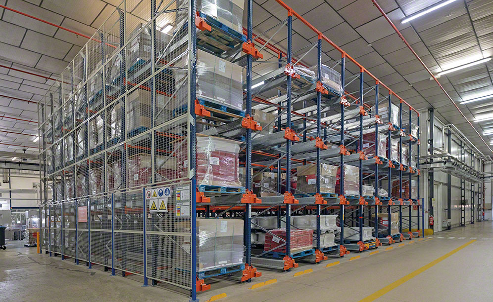 Hero Group upgrades its ThyStore WMS with Easy WMS from Mecalux