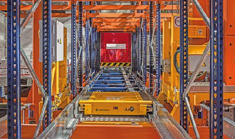 Automated Pallet Shuttle