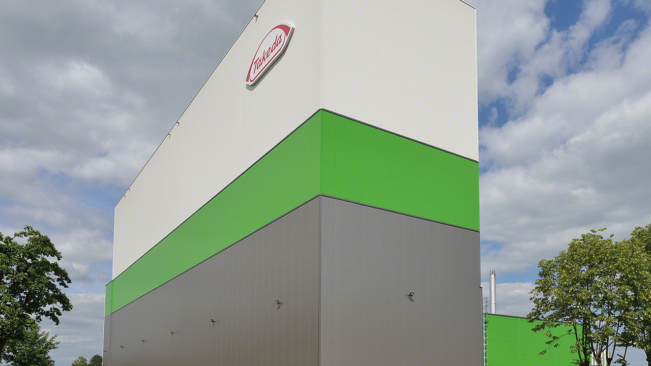 Case study Rack Supported Buildings: Takeda