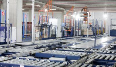Mecalux centralizes logistics at Nupik International