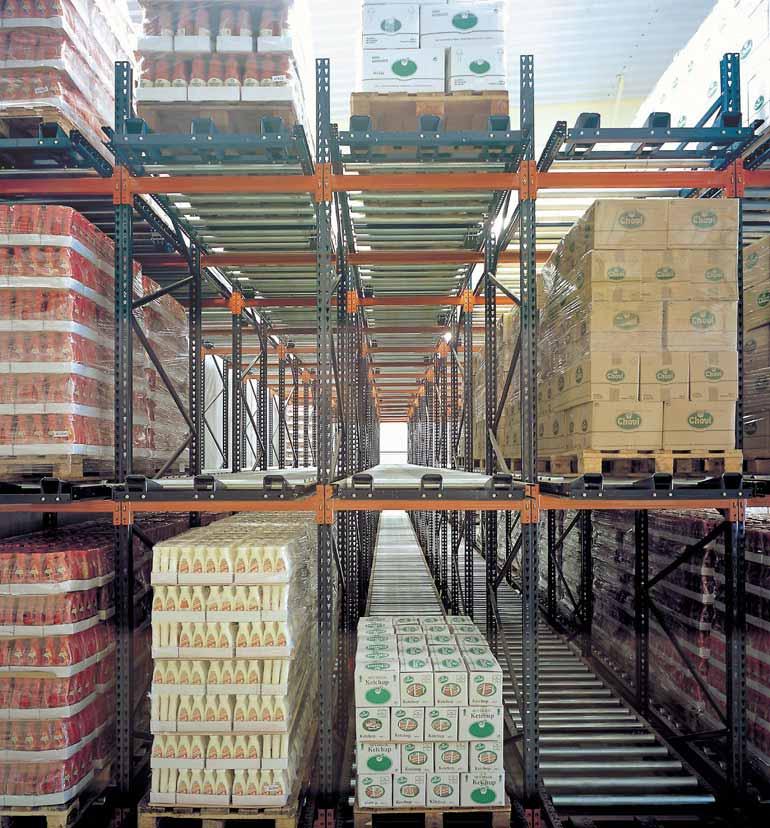 Juice maker's warehouse