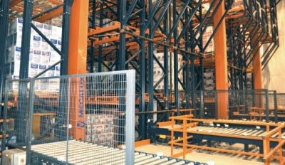 Case study Automated Warehouse: Idaho State Liquor Dispensary