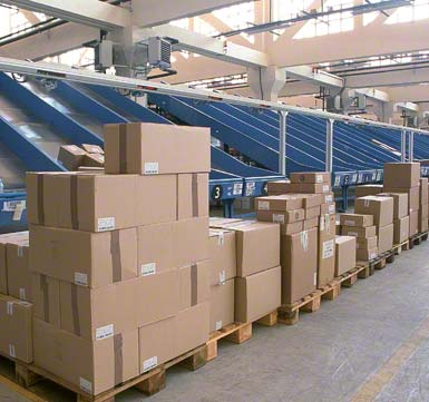 Orders classified by customer or route