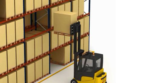Selective racking, the most versatile storage solution