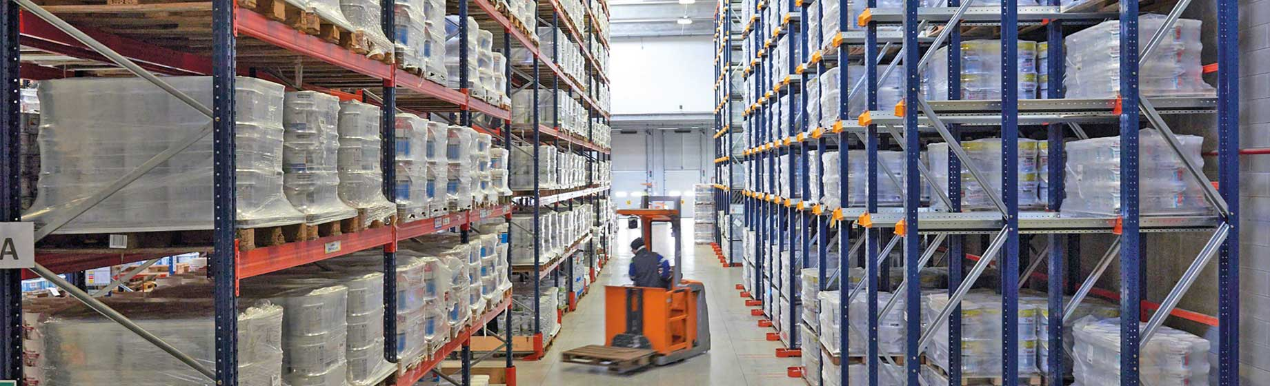 Warehouse Metal Racking and Shelving Systems - interlakemecalux.com