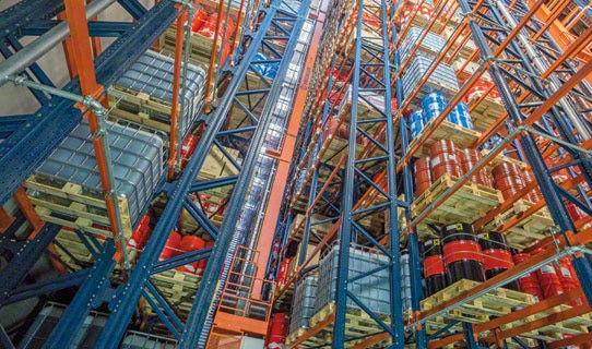 Automated Storage & Retrieval Systems AS/RS