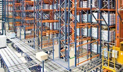 Automated Storage And Retrieval Systems As Rs Interlake