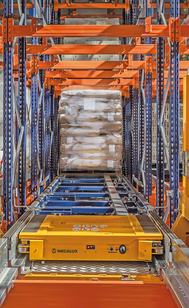 Automation means growth at ANL in France
