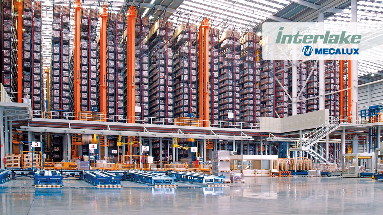 Warehouse Metal Racking and Shelving Systems - interlakemecalux com