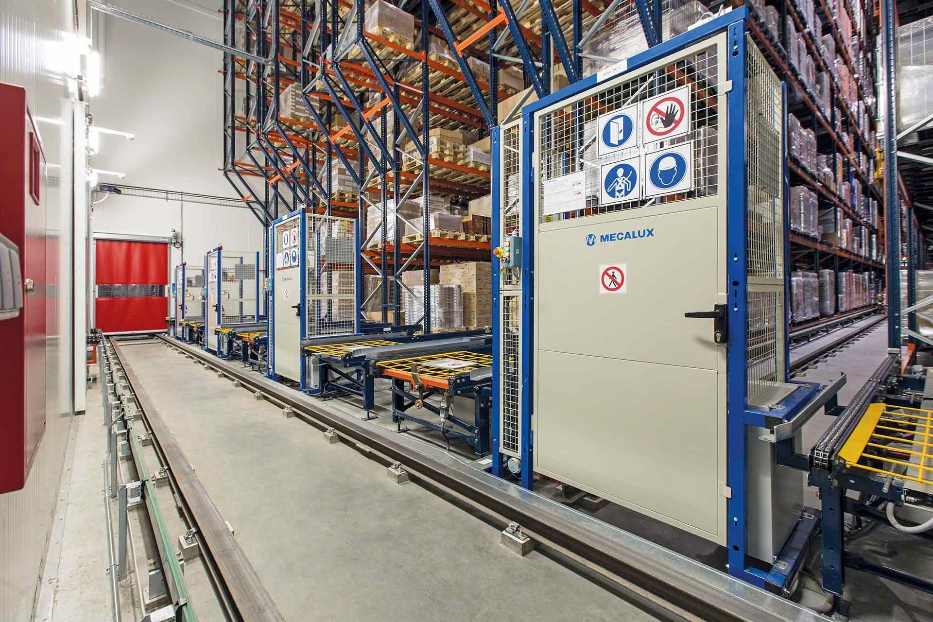 When refrigeration meets automation: a perfect warehouse match