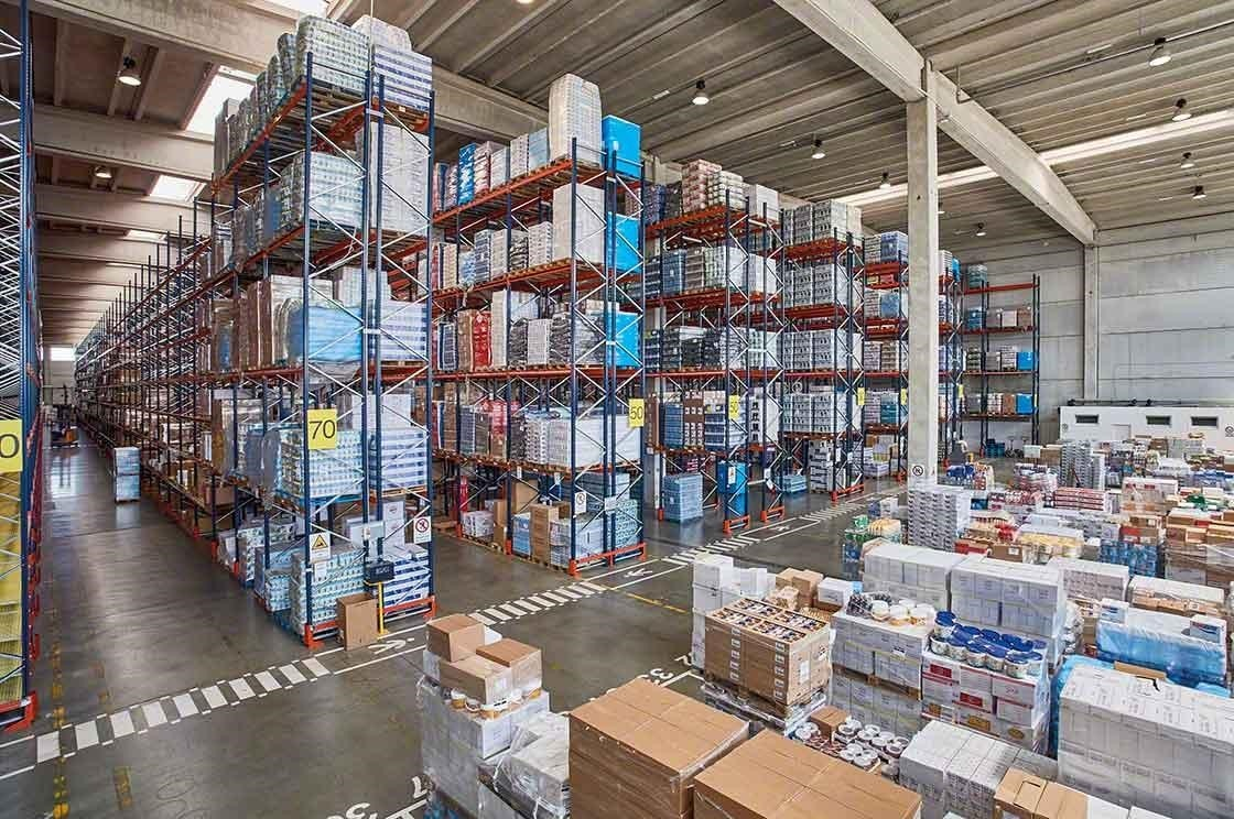 Enormous product variety adds complexity to warehouse stock management