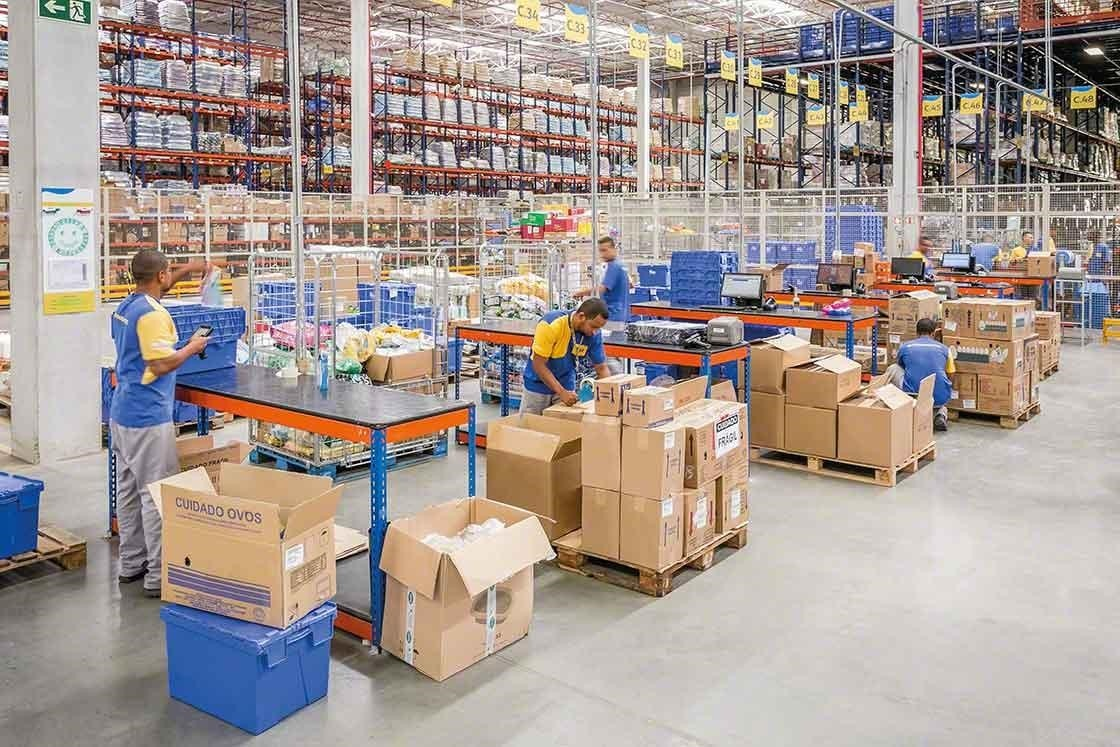 Efficient order picking is a win-win solution for green logistics