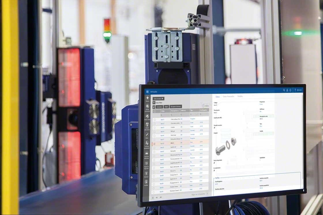 Warehouse management software optimizes your lead time