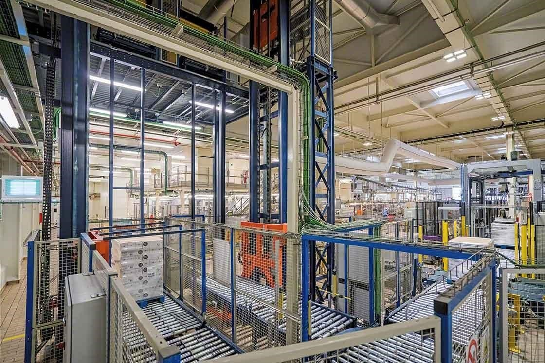 Automating warehouse processes shortens delivery times