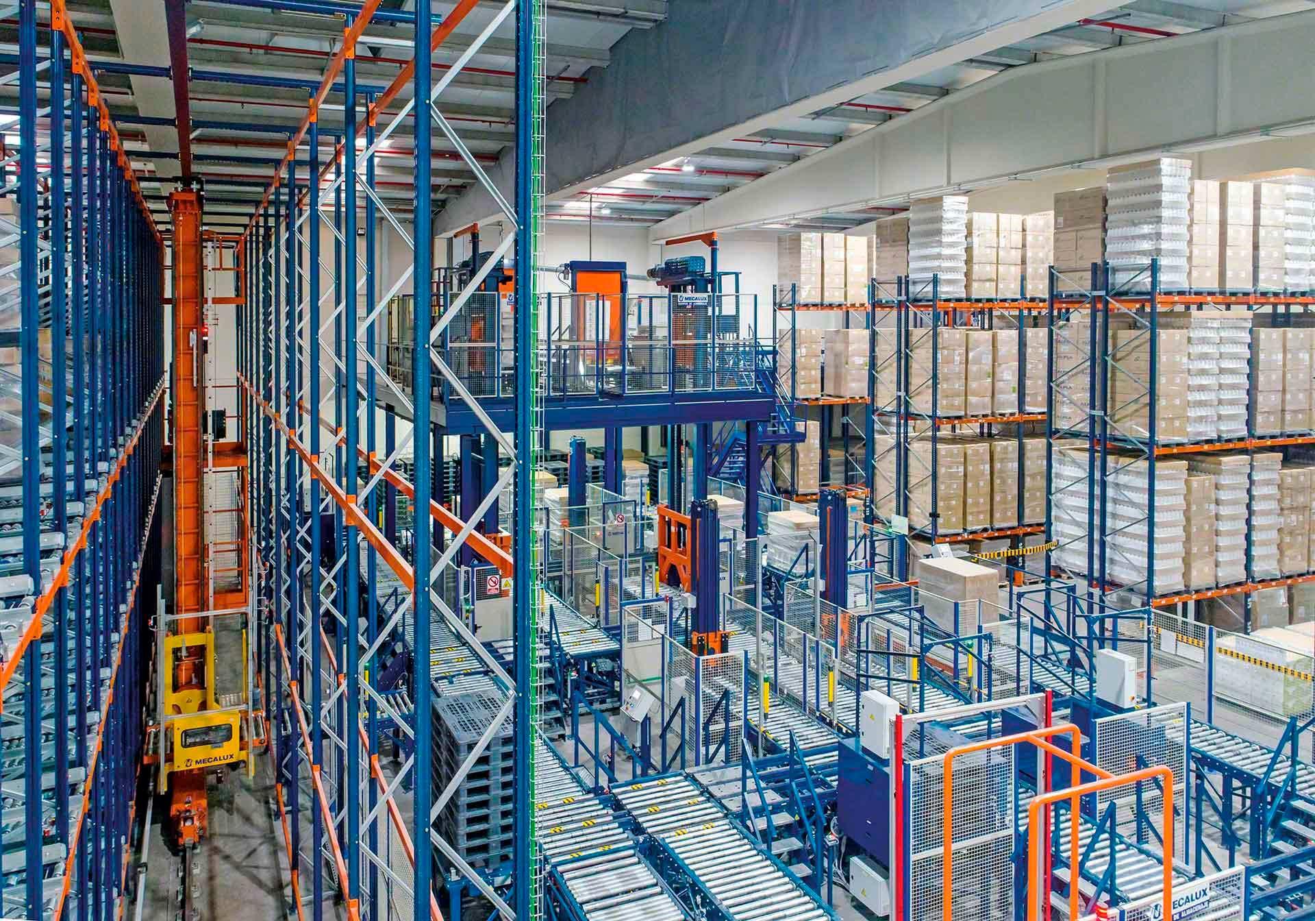 Warehouse robotics in the Logistics 4.0 era