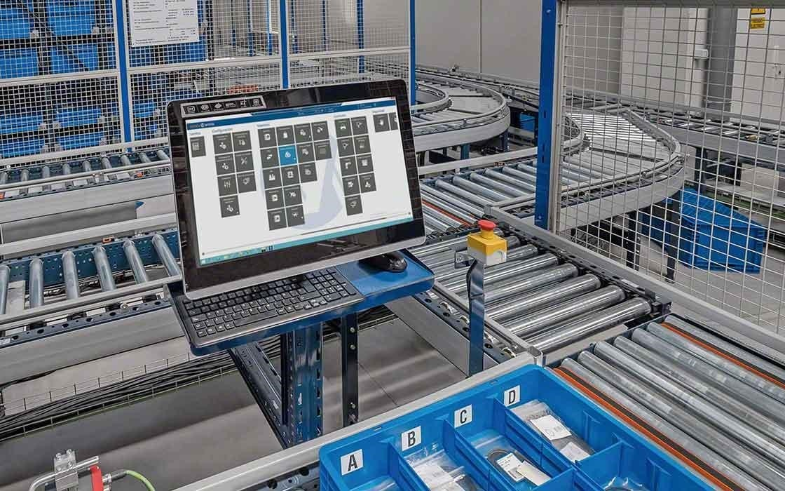 Using a WMS helps limit human error and prevents stockouts