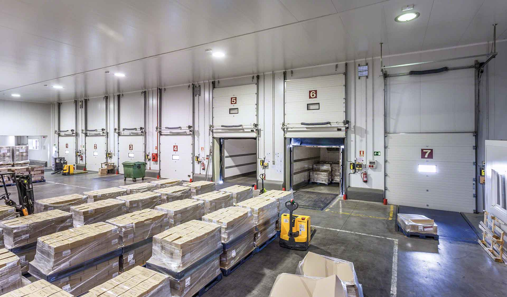 Goods dispatch: phases and keys to success