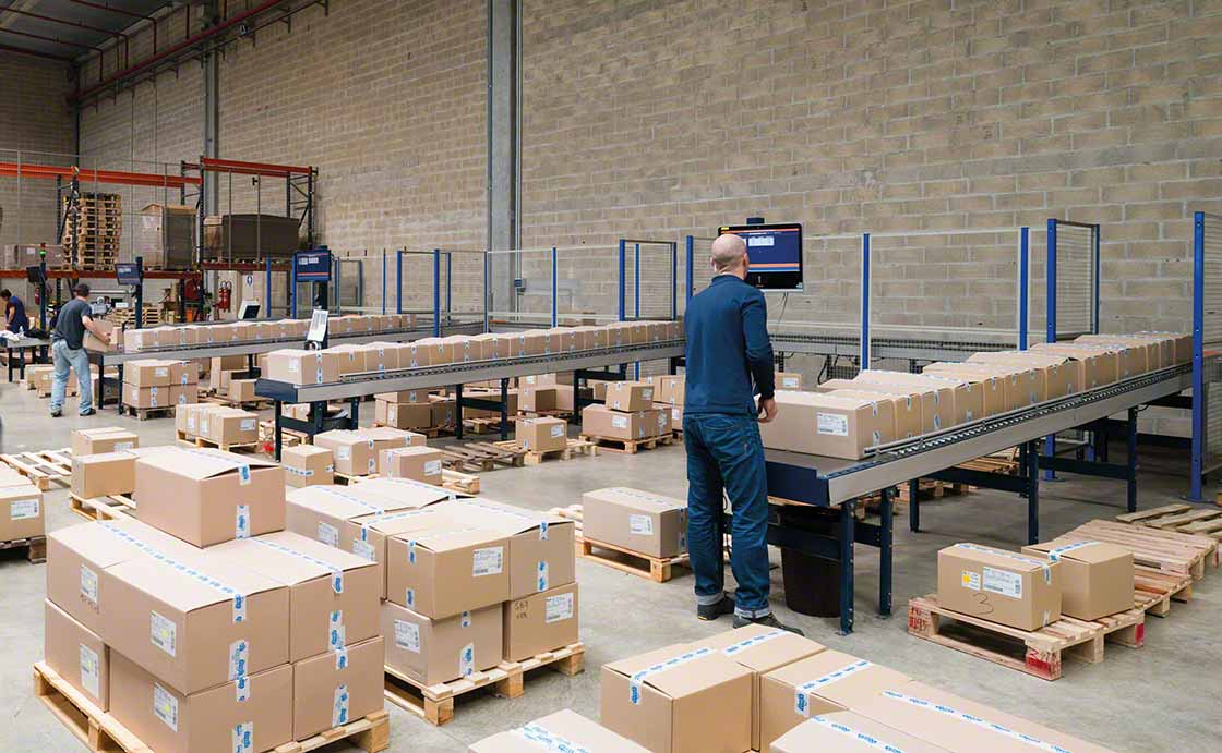 Rational use of packaging in logistics enables you to cut down on parcel conditioning costs.