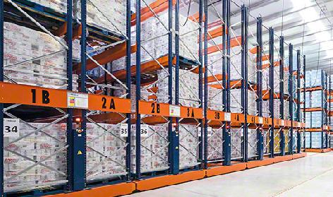 Mobile Racking Systems