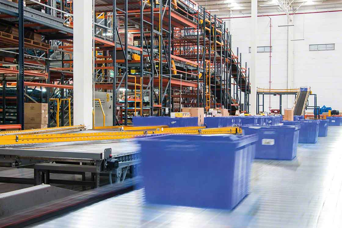 Last-mile delivery starts with the warehouse