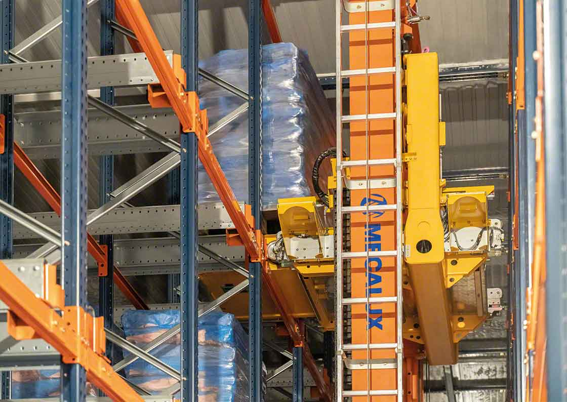 Stacker cranes for pallets should have an industrial preventive maintenance plan to anticipate possible malfunctions