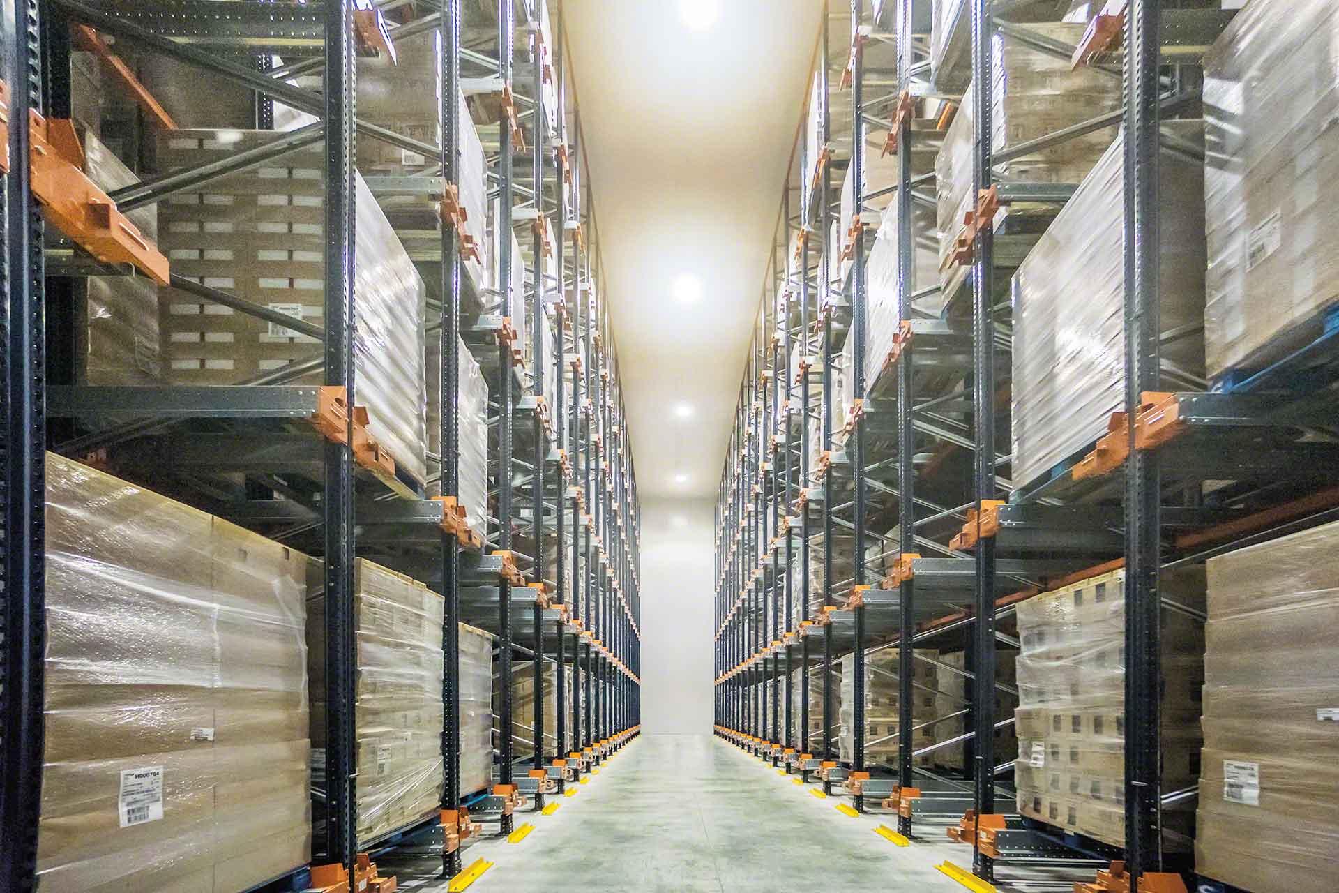 Minimum stock levels: definition and strategies - Interlake Mecalux