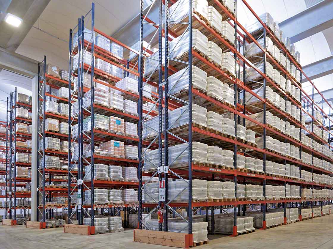 Storing a high volume of chemicals increases warehouse risks