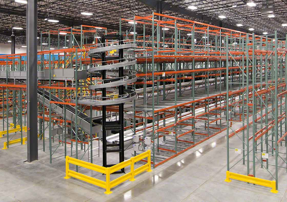 Pick towers facilitate order prep management in pharmaceutical warehouses