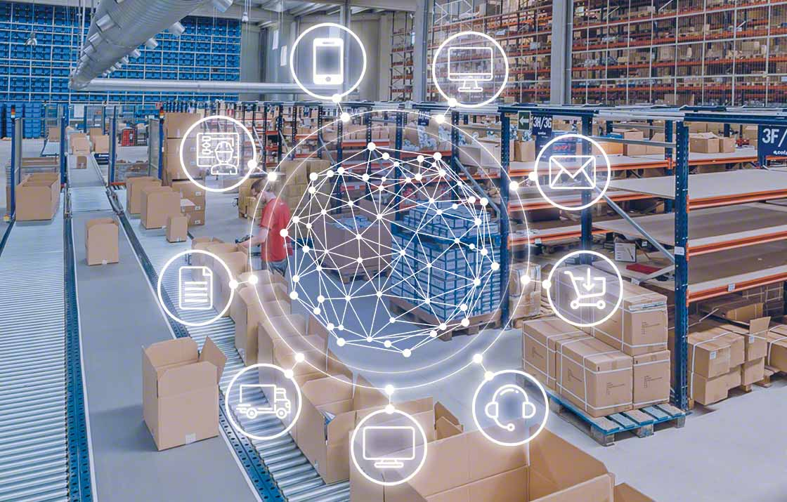 The best WMS is one that can link itself to all computerization systems already up and running in a warehouse.