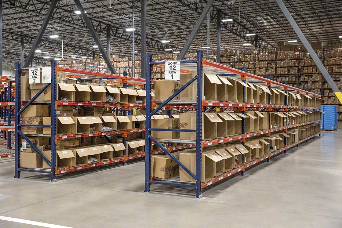 The new warehouse that Interlake Mecalux built for Adidas will open a D2C channel on the company's premises