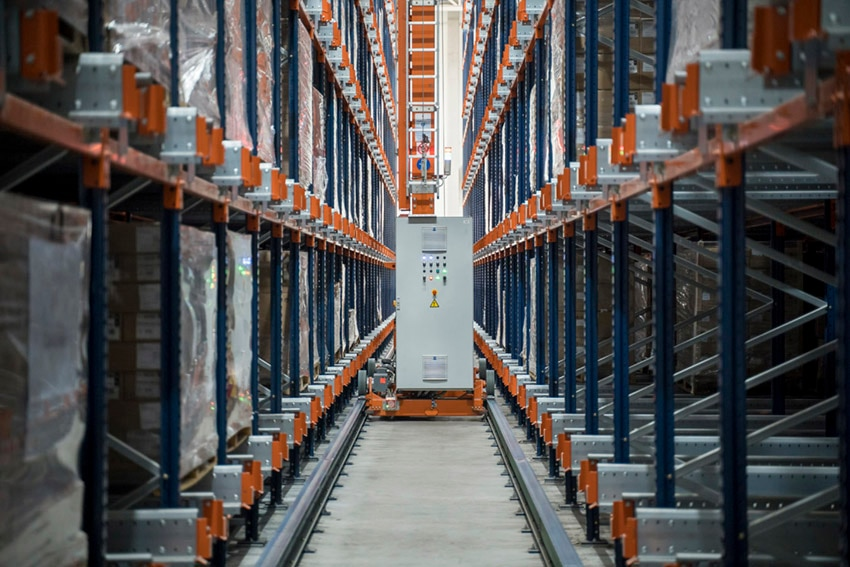 Finieco has revamped its logistics systems with the start-up of a new automated warehouse in Portugal
