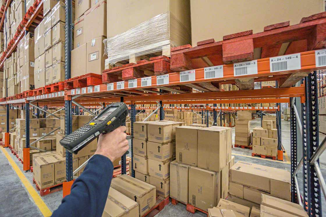 Operators will no longer have to use manual radiofrequency scanners to manage inventory