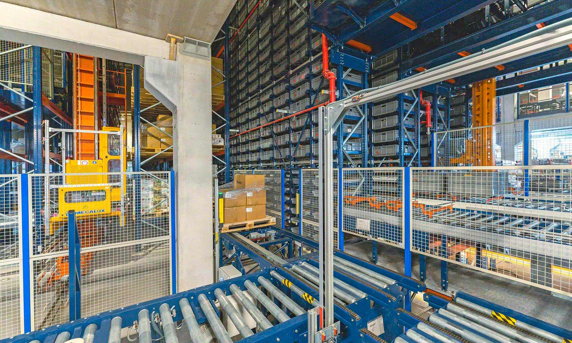 Aghasa Turis: tripled storage capacity and a 27% increase in prepared orders