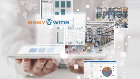Easy WMS. Logistics Software created by warehousing experts