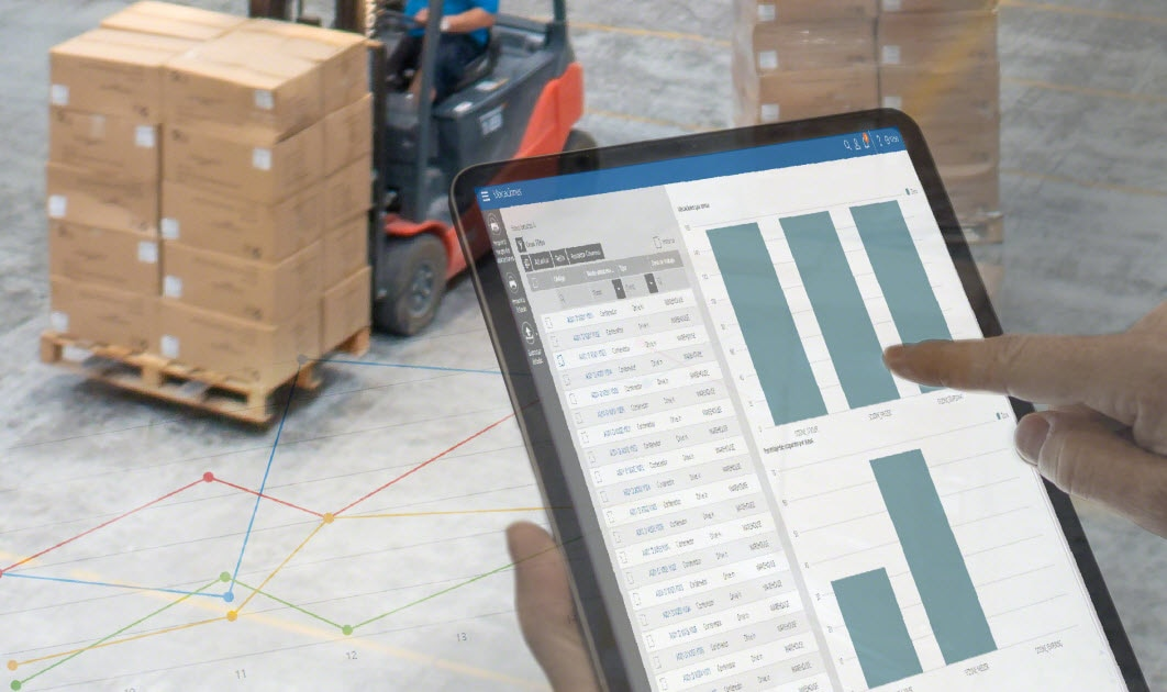 Easy WMS, WMS for e-commerce and Supply Chain Analytics for Groupe Mousset