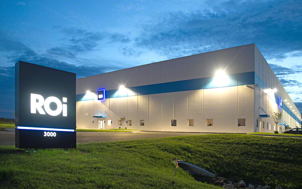 ROi was able to maximize the efficiency of its facility